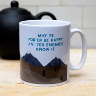 'Enemies Know It' Mug (Pack of 3)