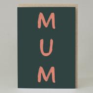 'Mum' Card