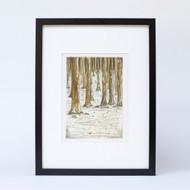 """""""Luna Wood"""" Ltd Ed Print"""