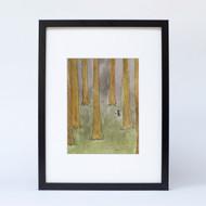 """""""Lumberjack Wood"""" Ltd Ed Print"""