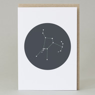 'Orion' Astronomy Card