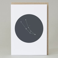 'Andromada' Astronomy Card