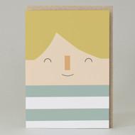 Cabin Boy Card