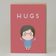 Hugs Boy Card
