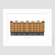 Camphill Gate Architectural Large Print