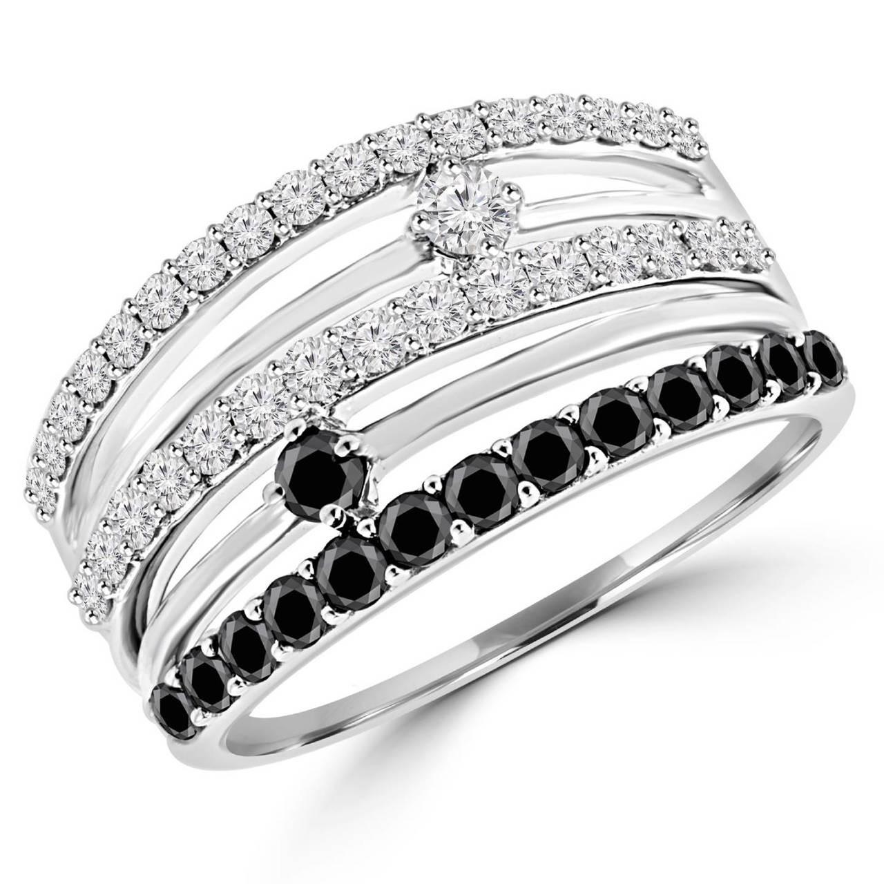 Diamond Cocktails Rings Bijoux Majesty