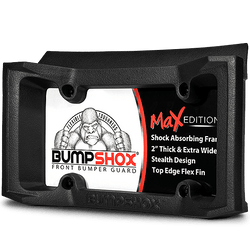 BumpShox MAX Front Bumper Protection