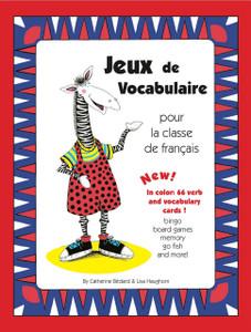 Jeux de Vocabulaire