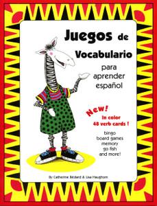 Juegos de Vocabulario