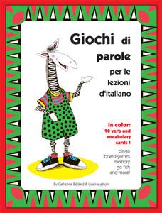 Giochi di Parole per le lezioni d'italiano