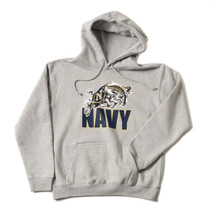 U.S. Navy Middie Gray Hoodie
