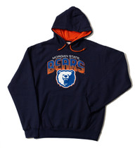 Morgan State Snuggy Bear Hoodie