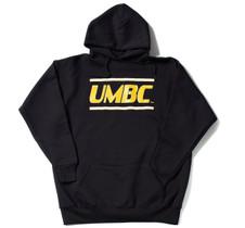 """UMBC """"Double Take"""" 9.5 oz. Mid-weight Hoodie"""