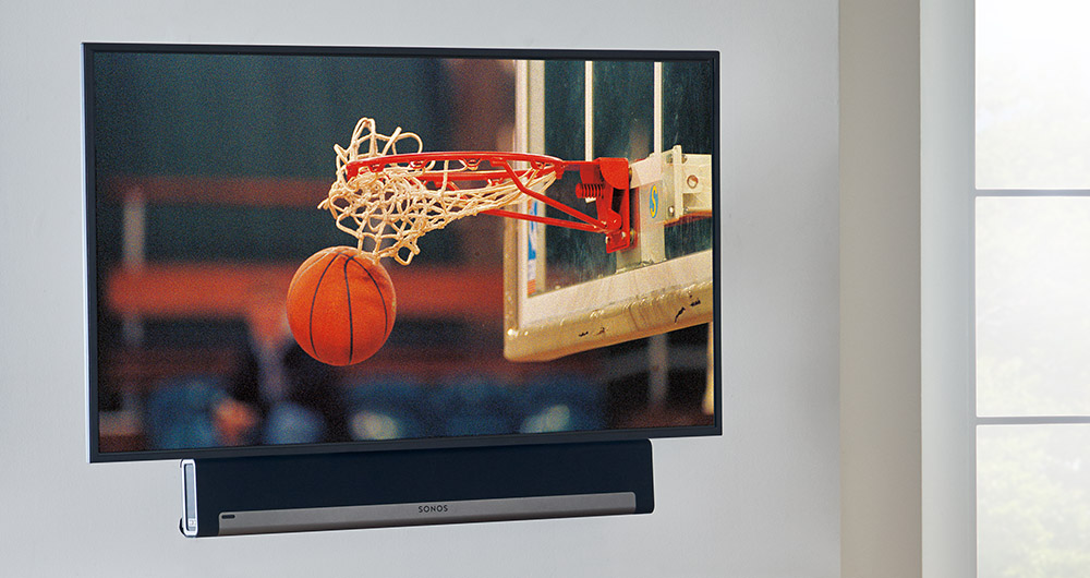 Mounting a soundbar is a great way to improve the sound that comes form your mounted tv