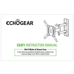 world class instructons for easy installation