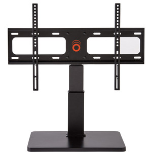 Replace your flimsy TV stand to improve stability and functionality.