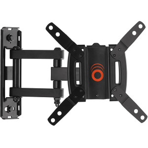 Small full-motion TV mounts are great for mounting small TVs or computer monitors.