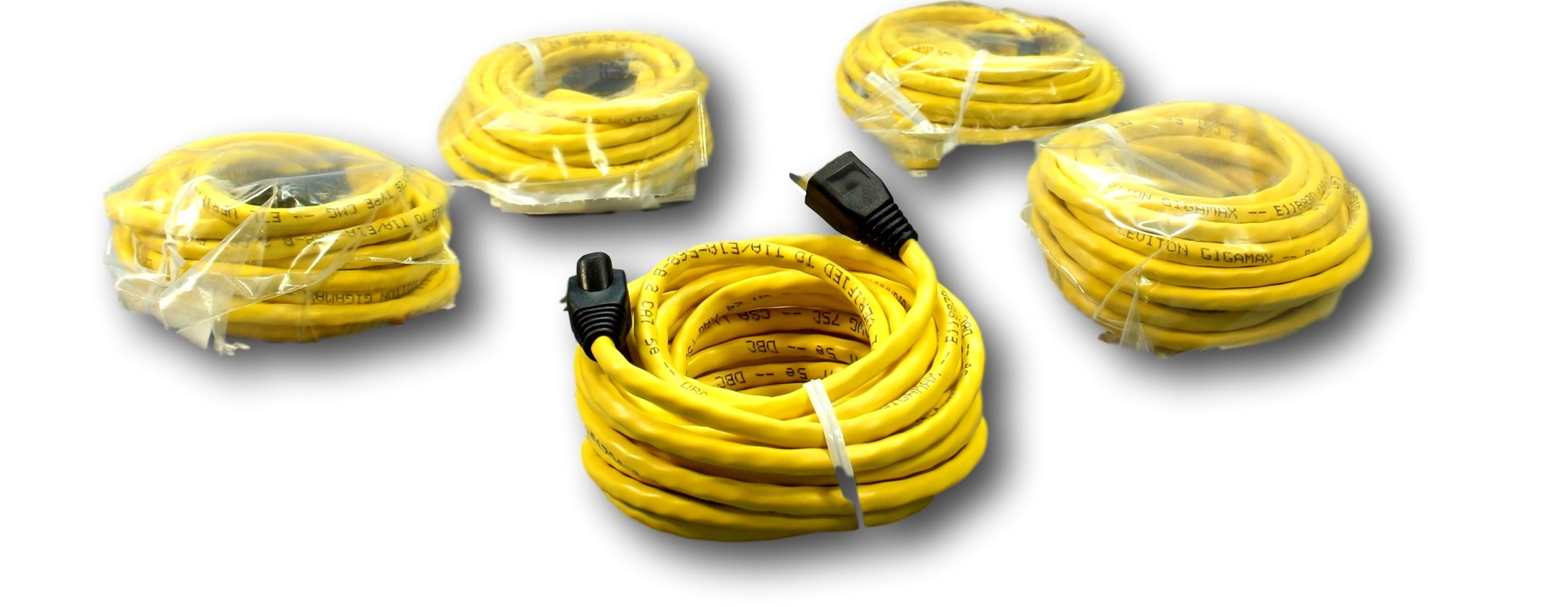 Ethernet Patch Cords For Fast Networking Cat 5e Cat 6