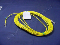 10M Leviton Fiber Optic Single-Mode Simplex Patch Cable Cord ST FC UPC UPSTF-S10