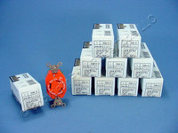 10 Leviton Isolated Ground L23-30 Locking Receptacles Twist Lock Outlet NEMA L23-30R 30A 347/600V 3ØY 2830-IG