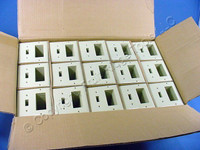 600 GE UNBREAKABLE Ivory Switch Cover GFCI Wall Plates WD9351107