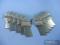 10 USA Imperial Blades Wood Drywall Plastic Cutting Oscillating Saw Blades MM110