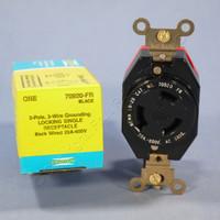 Leviton L9-20 Turn Locking Receptacle Outlet Twist Lock NEMA L9-20R 20A 600V 70920-FR