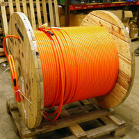 1788ft AFL 144-Fiber Multi-Mode Sub-Unitized Premise MicroCore Fiber Optic Cable