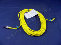 10M Leviton Fiber Optic Single-Mode Simplex Patch Cable Cord FC FC UPC UPSFC-S10