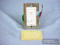 Leviton White or Ivory Light Control Switch SC120