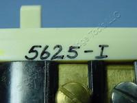 Leviton Almond Decora Single Pole Toggle Switch 5-15R 15A Receptacle Bulk 5625-I