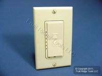 Leviton Almond Color Change Conversion Kit For L/S Mural Dimmer Switch DLKDD-1LA