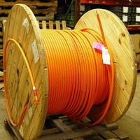 1640-ft Berk-Tek Armored GIGAlite 72-Fiber Adventum MM Plenum Fiber Optic Cable