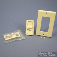 Leviton Almond Color Change Conversion Kit for Illumatech Dimmer Switch IPKIT-A