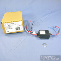 Leviton Occupancy Motion Sensor Power Pack 20A 230V ODP20-20
