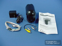 Leviton SMC Exterior Color Security Surveillance Camera CCD w/ Audio 48213-ECC