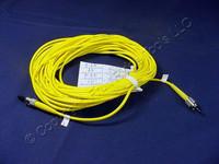 10M Leviton Fiber Optic Singlemode Simplex Patch Cable Cord ST FC SPC SPSTF-S10
