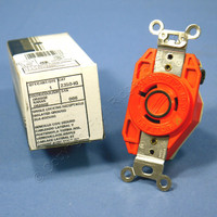 Leviton ISOLATED GROUND L9-20 Locking Receptacle Twist Lock Outlet NEMA L9-20R 20A 600V 2350-IG