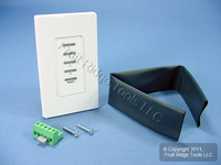 Leviton Dimensions Partition Controller 5-Button 4-Wall LCNET NE515-C