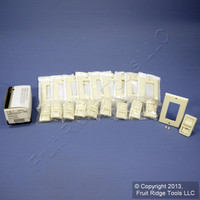 10 Leviton Almond Color Change Conversion Kits for Illumatech Dimmer Switch IPKIT-A