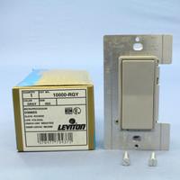 Leviton Gray Remote Dimmer Switch MicroDim 10000-RGY