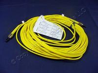 10M Leviton Fiber Optic Singlemode Simplex Patch Cable Cord FC FC SPC SPSFC-S10