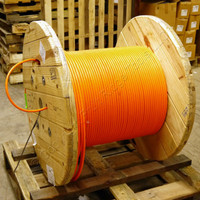 3336ft Berk-Tek GIGAlite 72-Fiber Adventum Multi-Mode Plenum Fiber Optic Cable