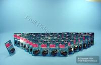 """50 Leviton Black 18"""" Coaxial Video Cables RG59 C5851-1E"""