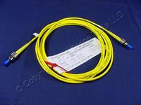 3M Leviton Fiber Optic Singlemode Simplex Patch Cable Cord SM ST SPC SPSST-S03