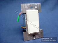 Leviton Ivory Multi-Remote For Mural Touch Point Dimmer Switch MS00R-10I