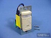 Leviton Ivory Manual-ON Motion Sensor Occupancy Switch 800W 1200VA 900 sq ft IPP10-1LI