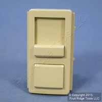 Leviton Ivory Color Change Conversion Kit for Illumatech Dimmer Switch IPKIT-NI