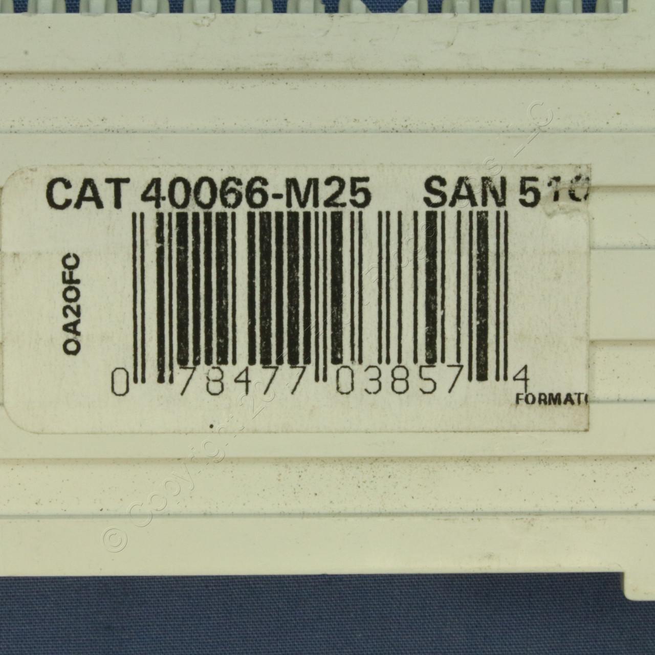 Superb Shop Leviton 25 Pair M Block 66 Clip Cat 5 Phone Wiring Wiring Digital Resources Unprprontobusorg