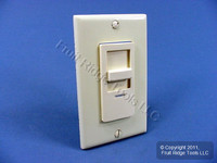 Leviton Almond Color Change Conversion Kit For Illumatech Dimmer Switch INKIT-A